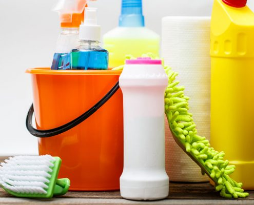 Spring Cleaning Reduces Allergies